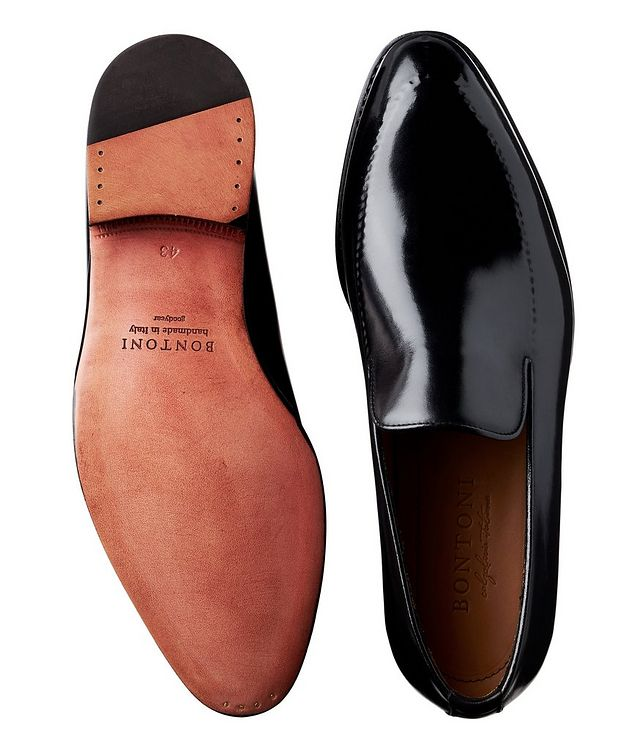 Salustio Max Leather Loafers picture 3