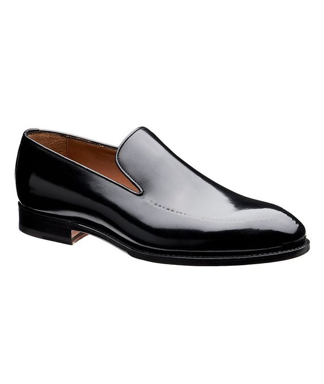 Salustio Max Leather Loafers picture 1
