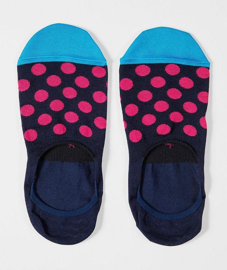 Polka Dot Loafer Socks image 1