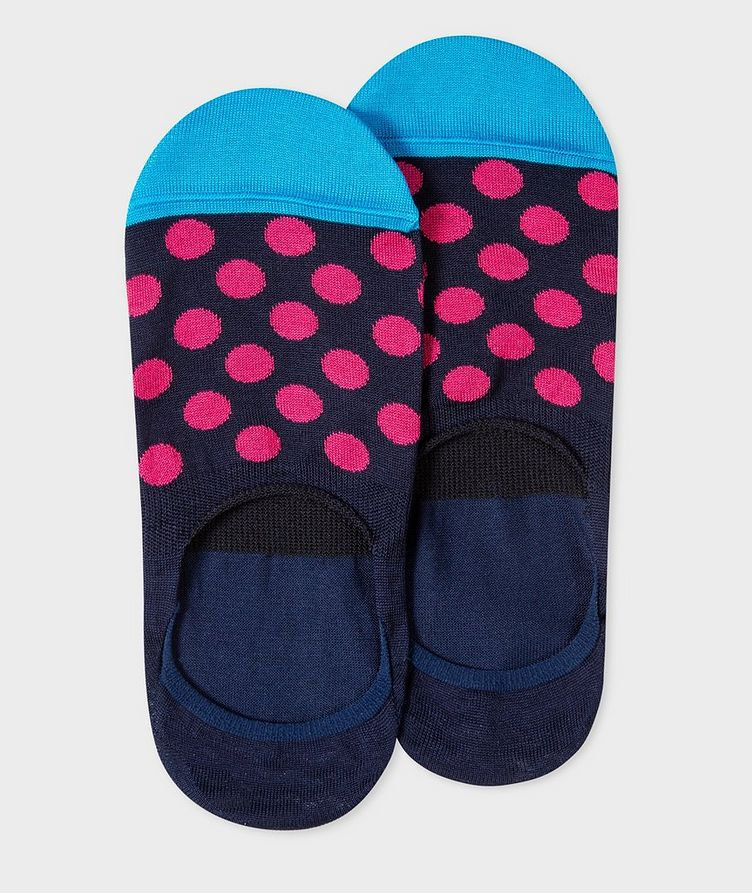 Polka Dot Loafer Socks image 0