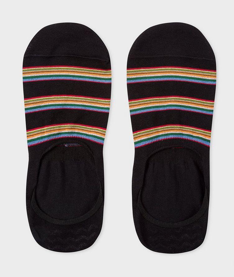 Striped Loafer Socks image 1