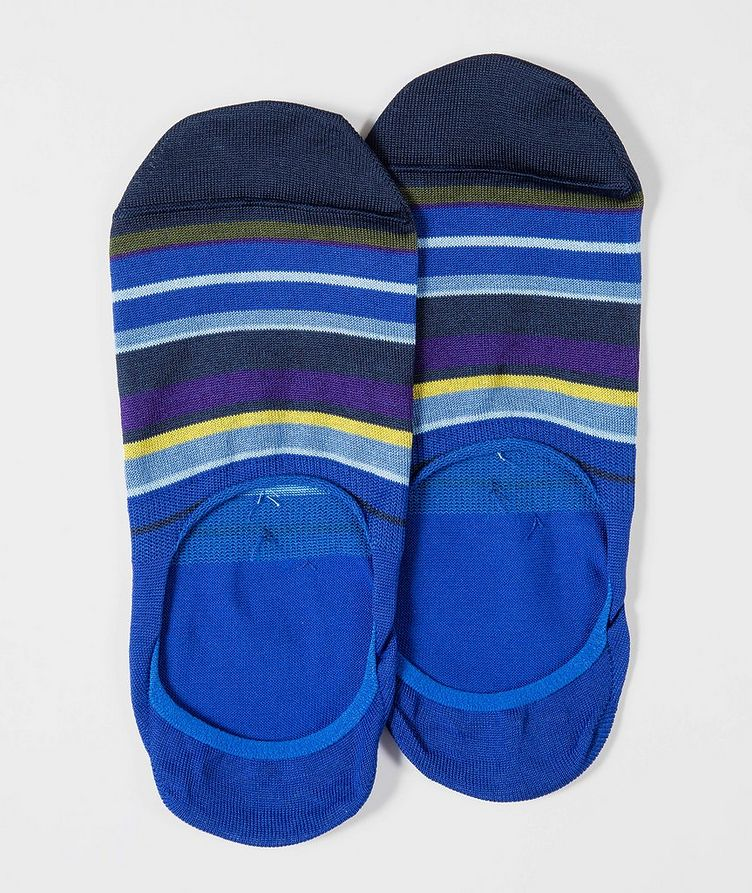 Striped Loafers Socks image 0