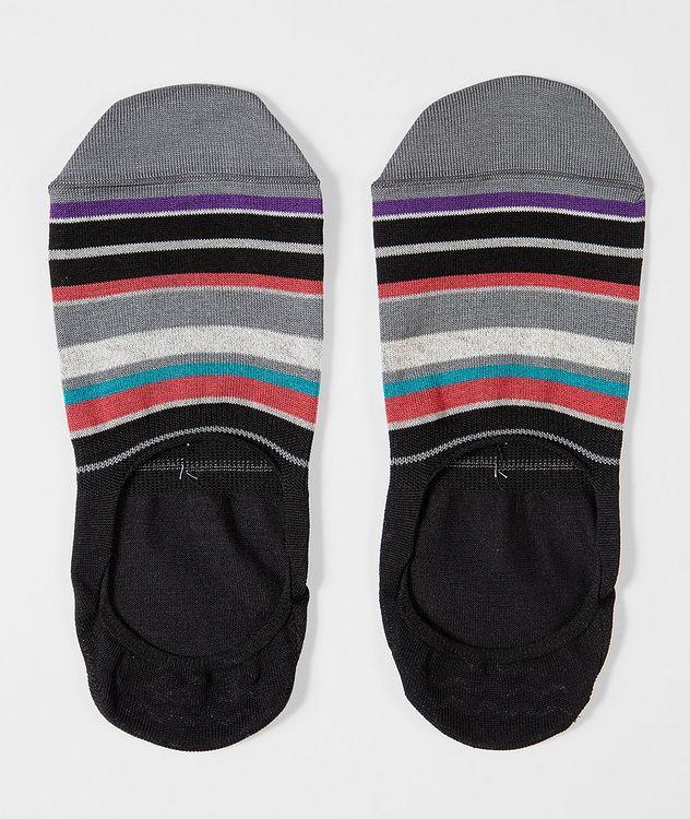 Chaussettes courtes à rayures picture 2