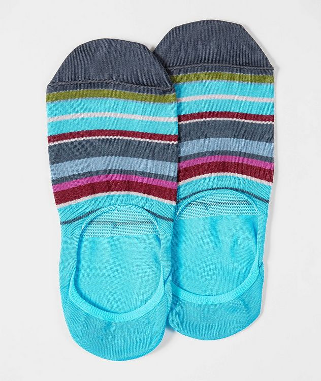 Striped Loafer Socks picture 1