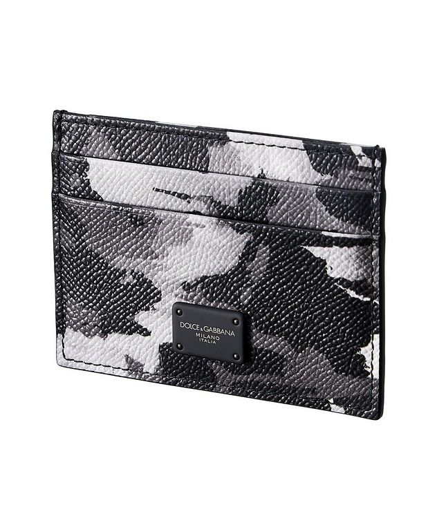 Camouflage Leather Cardholder picture 1