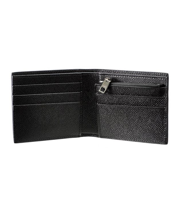 Camouflage Leather Billfold Wallet picture 2