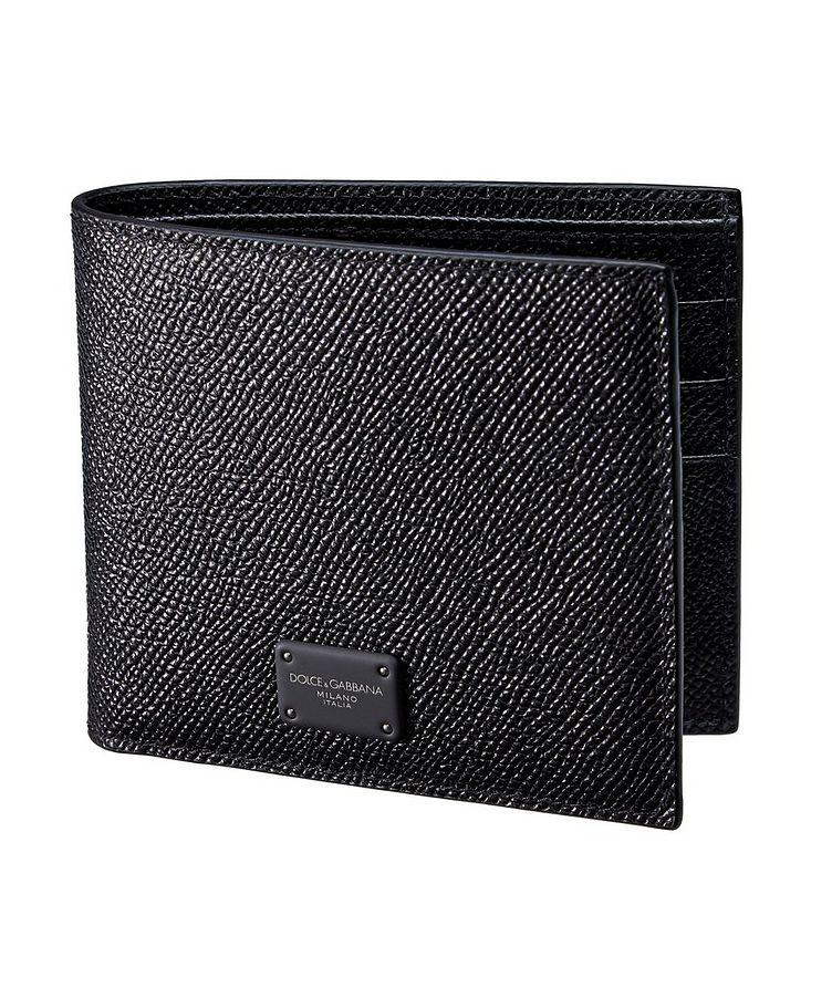 Leather Billfold Wallet image 0
