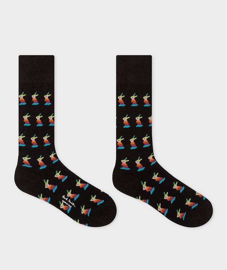 Stretch-Cotton-Blend Socks image 1