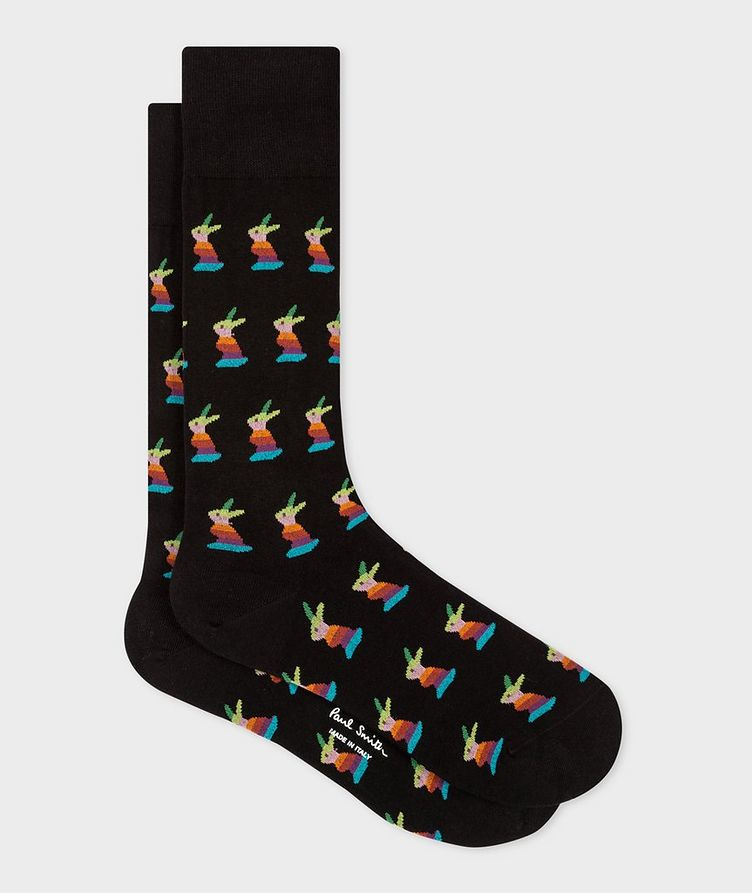 Stretch-Cotton-Blend Socks image 0