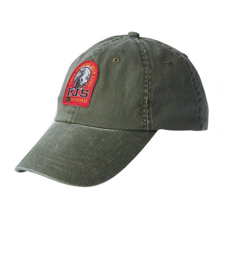 Washed Cotton Baseball Cap  image 0