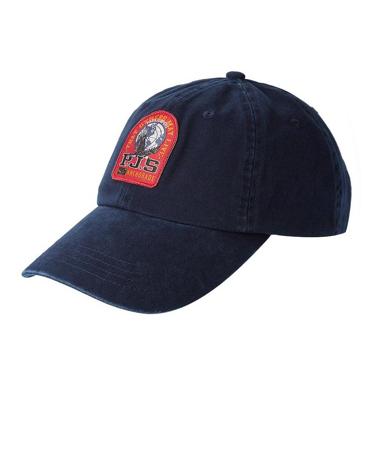 Washed Cotton Baseball Cap  image 0