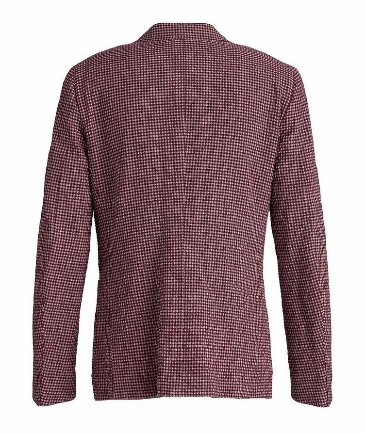 Capri Wool, Linen, and Silk-Blend Sports Jacket image 1