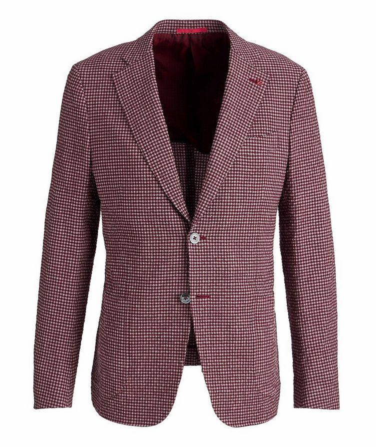 Capri Wool, Linen, and Silk-Blend Sports Jacket image 0