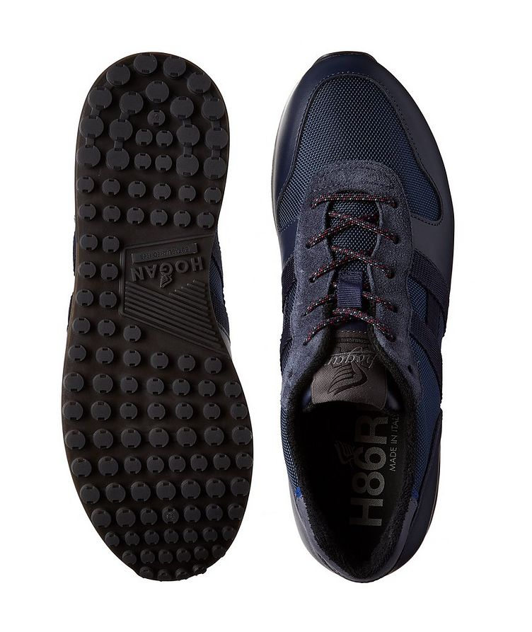 H383 Suede Sneakers image 2