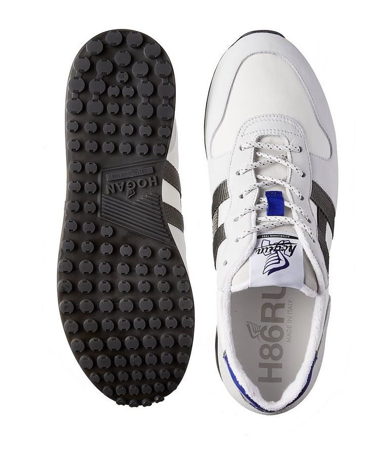 H383 Nubuck Sneakers image 2