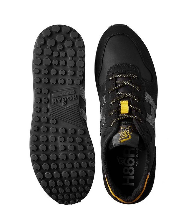 H383 Nubuck Sneakers picture 3
