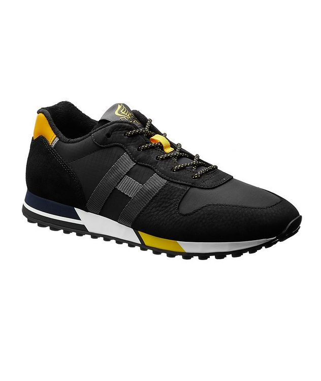 H383 Nubuck Sneakers picture 1