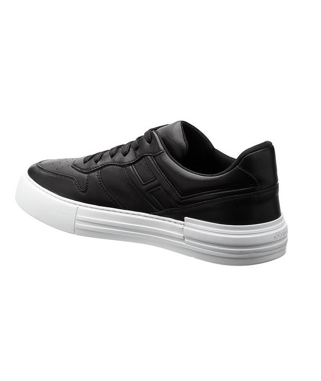 Rebel Leather Sneakers picture 2