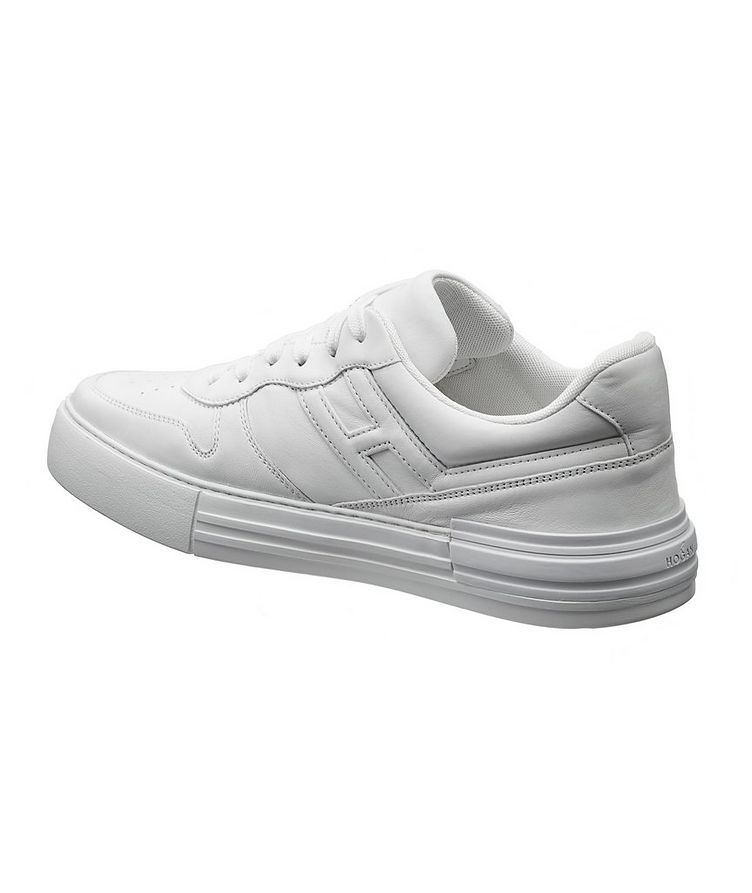 Rebel Leather Sneakers image 1