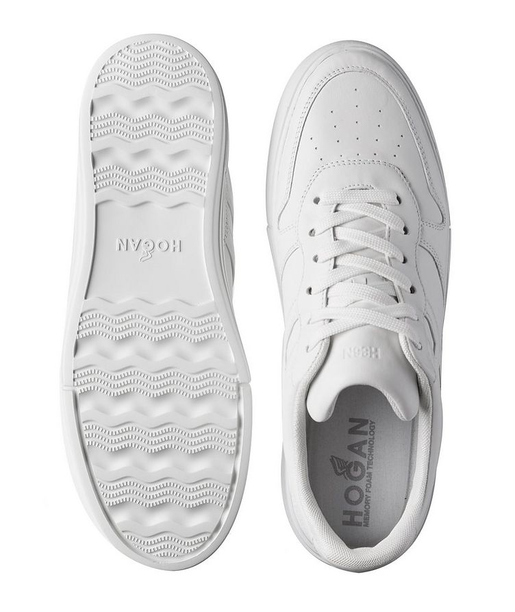 Rebel Leather Sneakers image 2