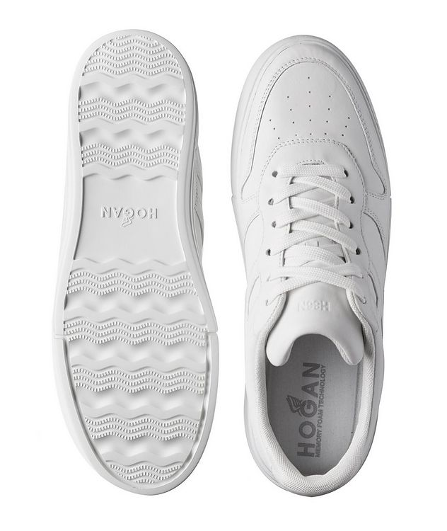Rebel Leather Sneakers picture 3