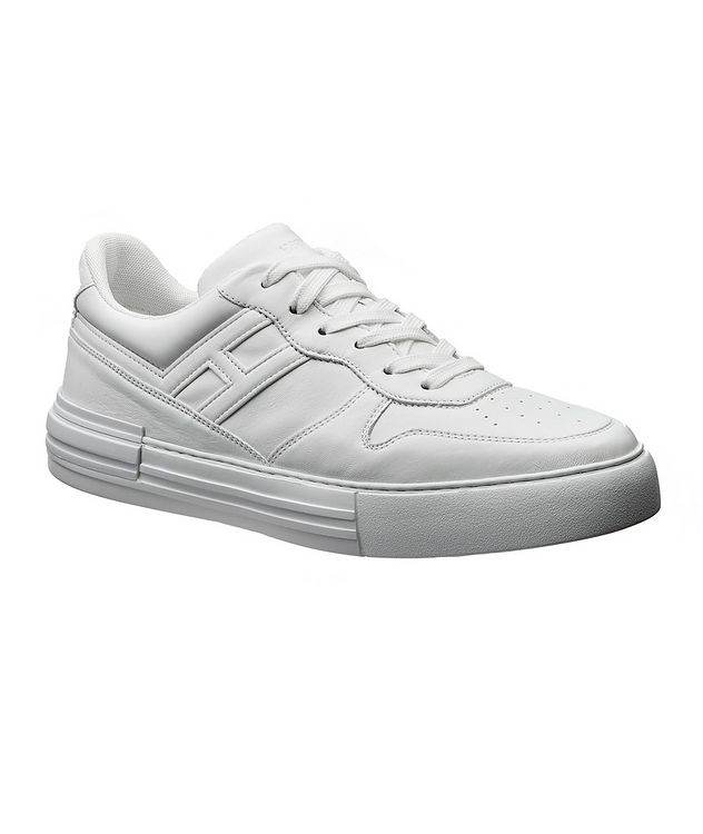 Rebel Leather Sneakers picture 1