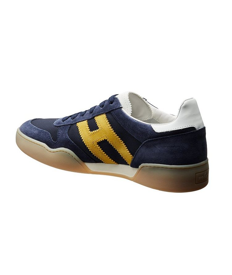 H357 Suede Sneakers image 1