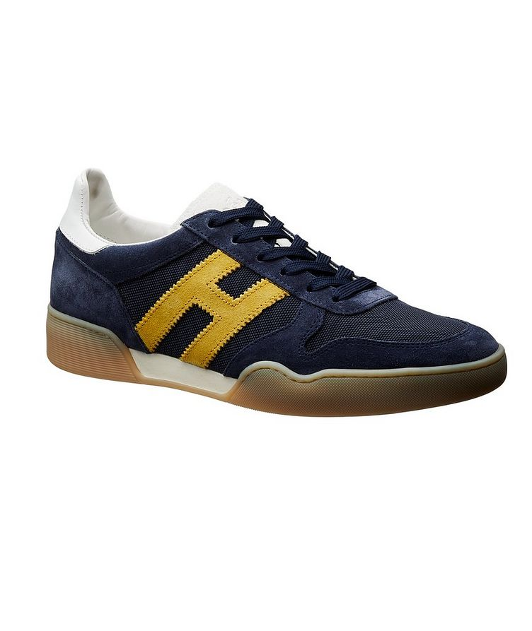 H357 Suede Sneakers image 0