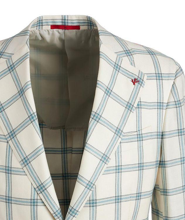 Marechiaro Wool, Silk, and Linen Sports Jacket picture 3