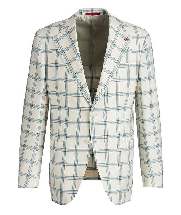 Marechiaro Wool, Silk, and Linen Sports Jacket image 0