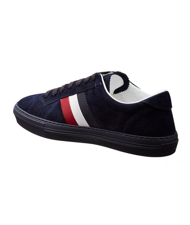 New Monaco Suede Sneakers image 1