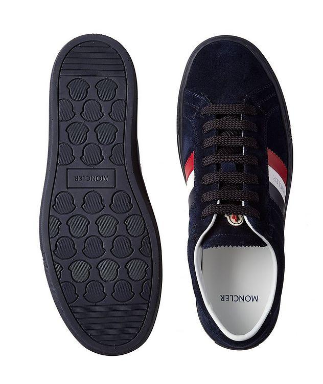 New Monaco Suede Sneakers picture 3