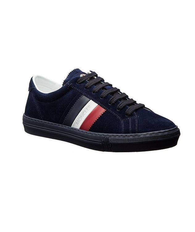 New Monaco Suede Sneakers picture 1