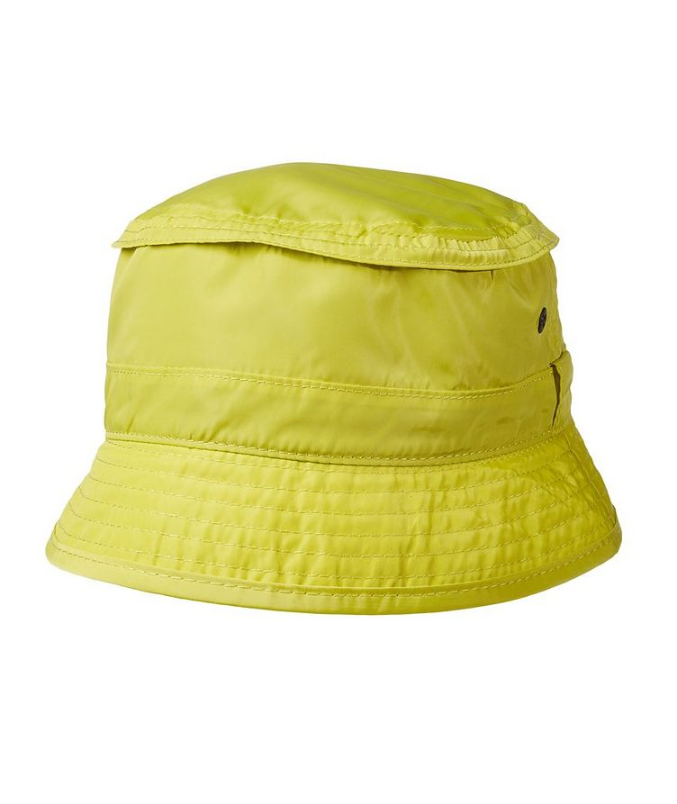Nylon Bucket Hat image 0