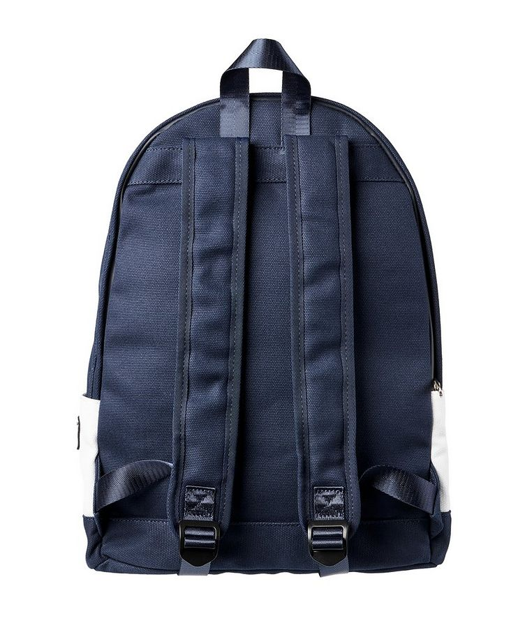 Printed Cotton Backpack image 1