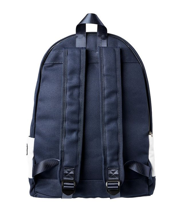 Printed Cotton Backpack picture 2