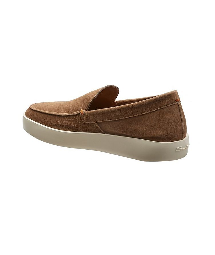 RETHINK Suede Loafers image 1