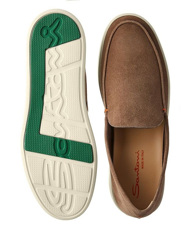 RETHINK Suede Loafers picture 3