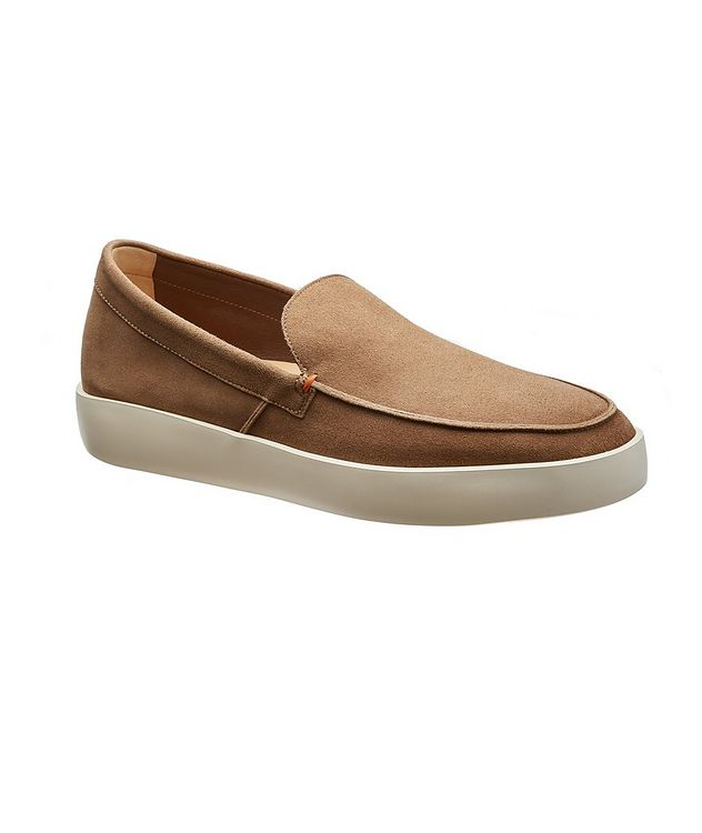 RETHINK Suede Loafers picture 1