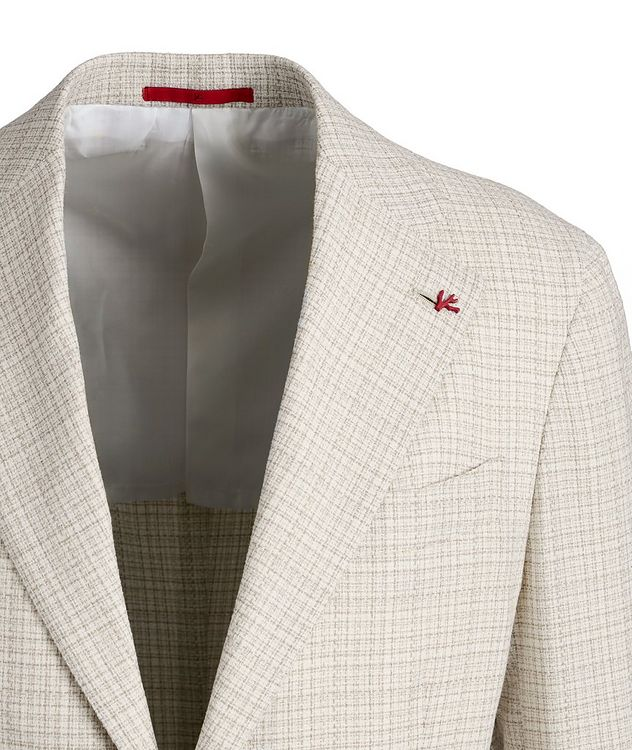 Marechiaro Wool and Cotton-Blend Sports Jacket picture 3
