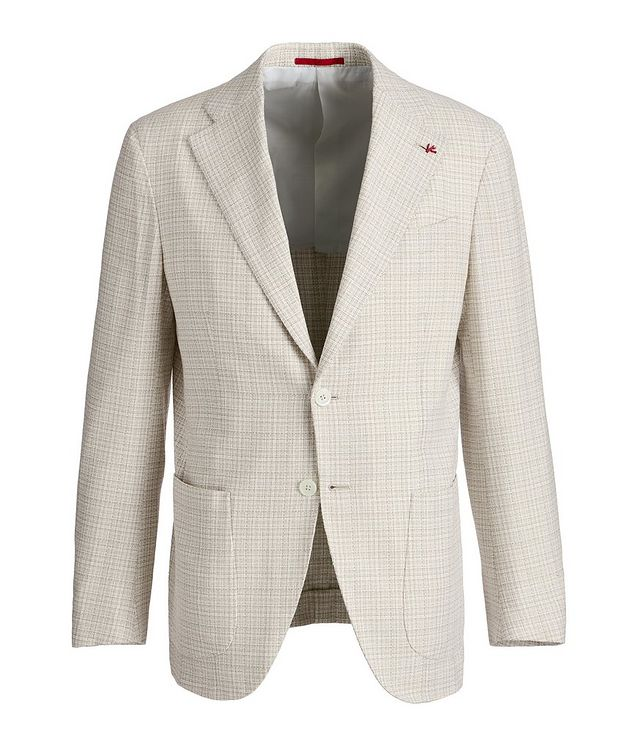 Marechiaro Wool and Cotton-Blend Sports Jacket picture 1