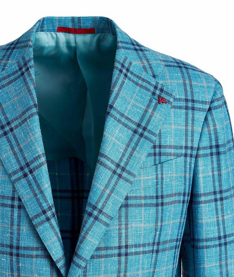 Marechiaro Wool, Silk, and Linen-Blend Sports Jacket image 2