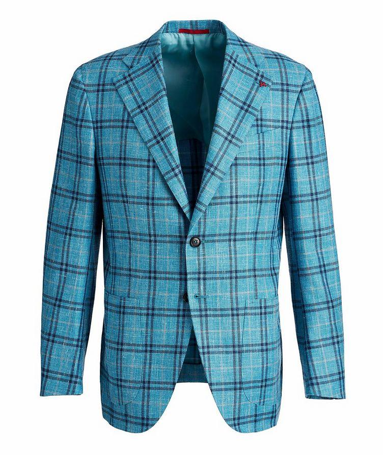 Marechiaro Wool, Silk, and Linen-Blend Sports Jacket image 0