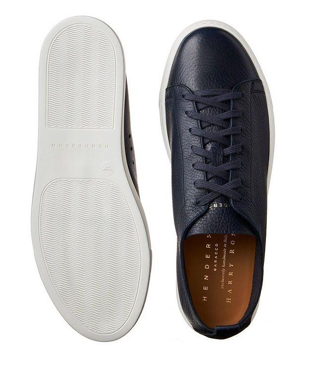 Deerskin Low-Top Sneakers picture 3