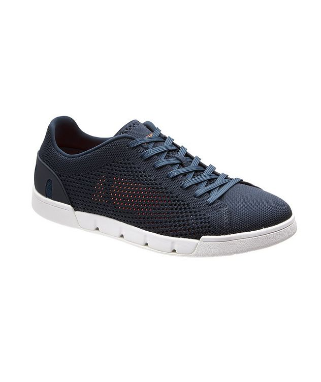 Breeze Tennis Knit Sneakers picture 1