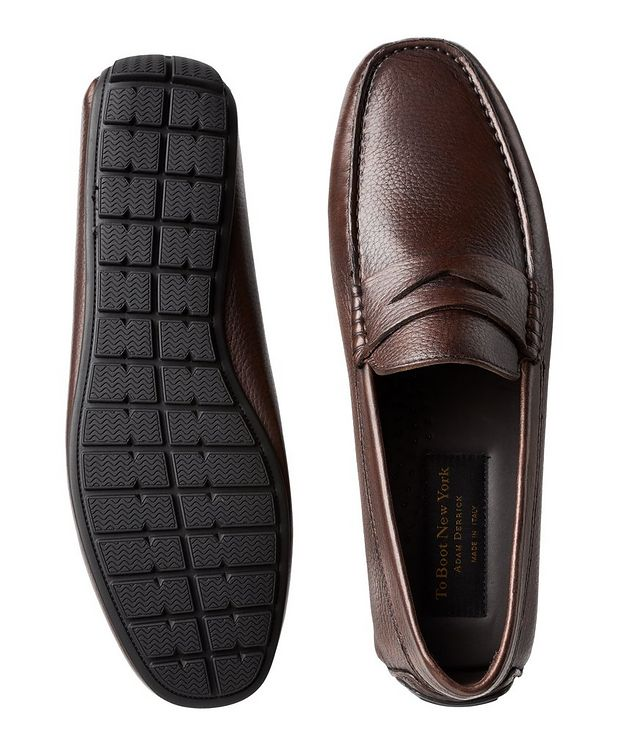 Vieques Deerskin Driving Shoes picture 3