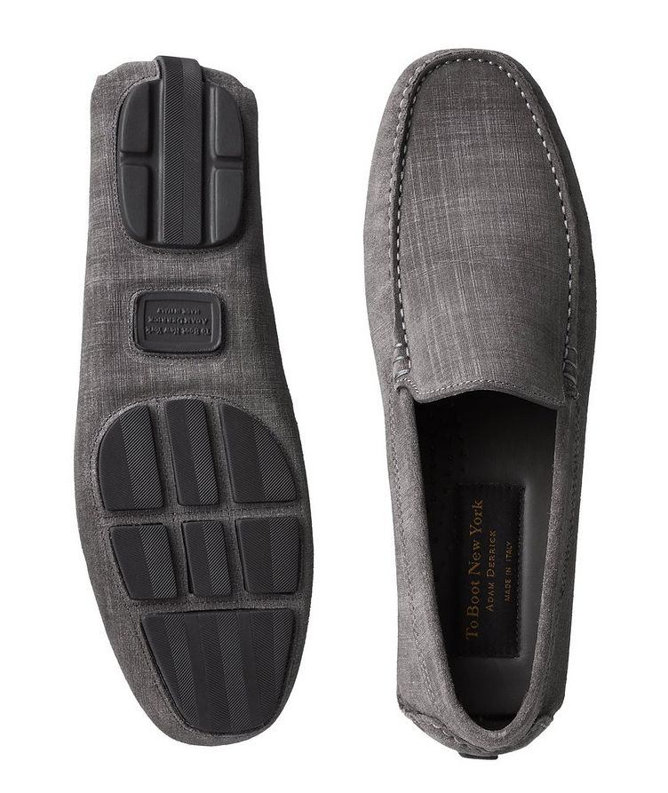 Lewis Leather Driving Shoes image 2