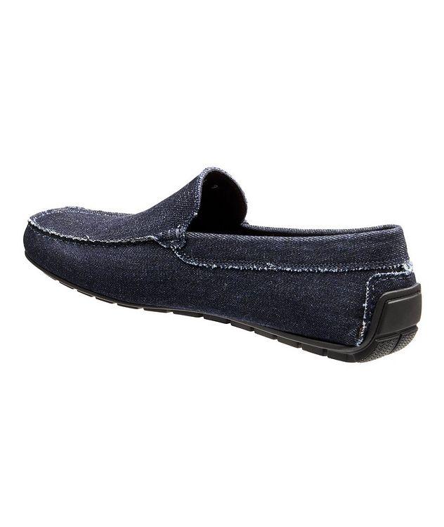 Keenan Denim Driving Shoes picture 2