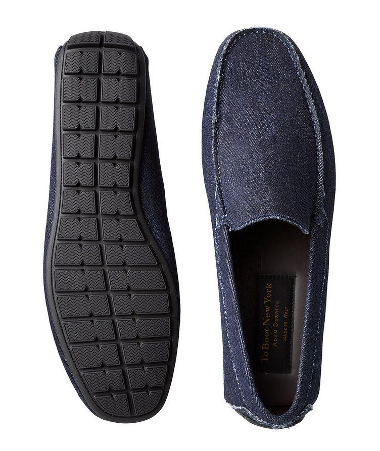 Keenan Denim Driving Shoes image 2