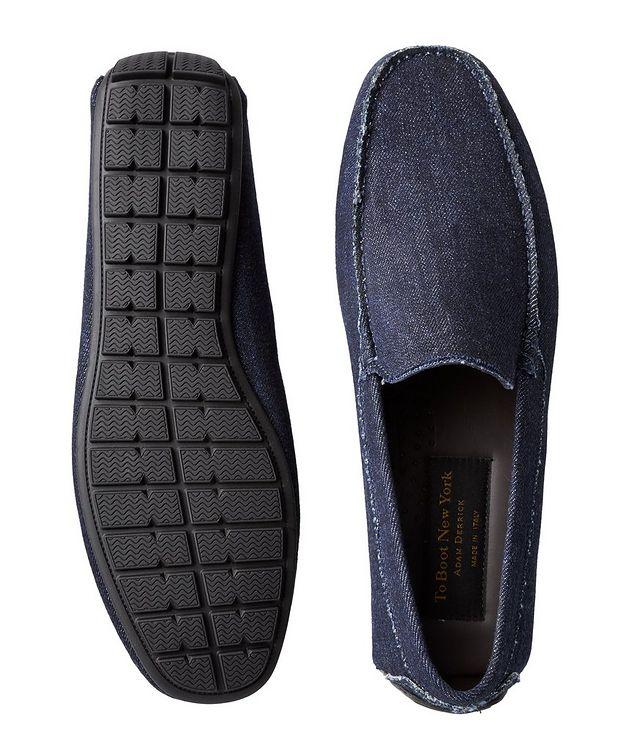 Keenan Denim Driving Shoes picture 3